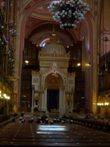 The Great Synagogue on Doheny Street in Budapest, Hungary