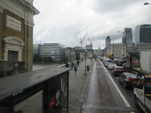 London Bridge is not falling down