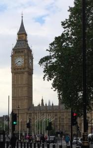The Famous Big Ben